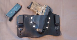 #DIGTHERIG – Nick and his Ruger LC9 in a Foxx IWB Hybrid Holster