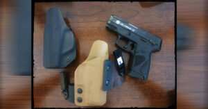 #DIGTHERIG – Another Scott and his Taurus Millennium Pro G2 9mm