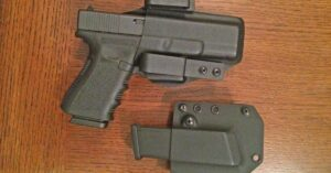 #DIGTHERIG – Steven and his Glock 19
