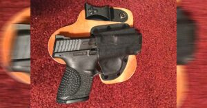 #DIGTHERIG – Steve and his S&W M&P9c