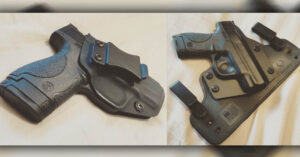 #DIGTHERIG – Ryan and his Smith and Wesson M&P Shield 9mm
