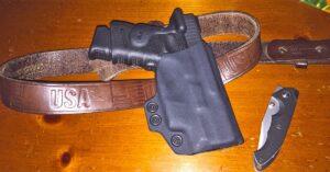#DIGTHERIG – Chad and his Glock 19