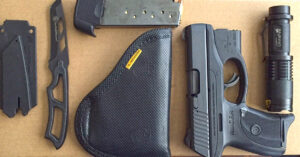 #DIGTHERIG – Mike and his Ruger LC9s