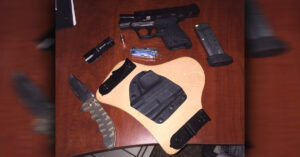 #DIGTHERIG – Andre and his Smith & Wesson M&P Shield 9mm