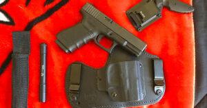 #DIGTHERIG – Jason and his Glock 19