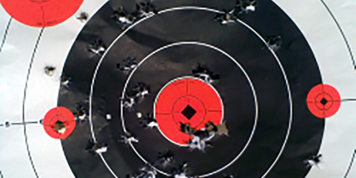 Target bad aim