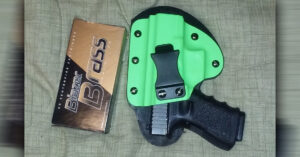 #DIGTHERIG – Mike and his Glock 23