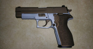 #DIGTHERIG – Aaron and his Sig P227