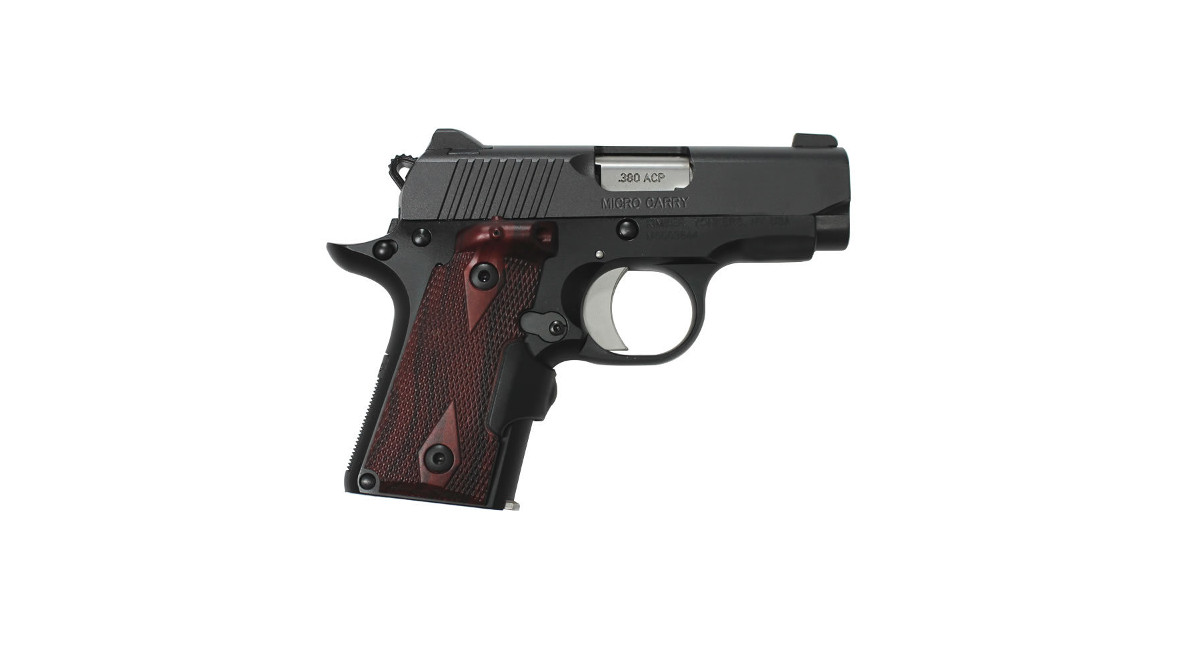 Kimber Micro Carry 380