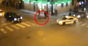 Caught On Camera: Popular Bartender Knocked Out, Robbed, And Then Run Over By Cab While Bystanders Looked On