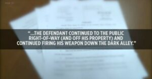 Burglar Sues Homeowner For Shooting Him, And He Might Win