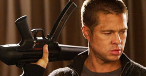 Brad Pitt, Celebrity And Gun Owner, Joins Brady Campaign's Fight For More Gun Control