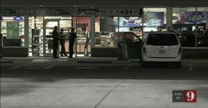Armed Citizen Draws And Fires On Felon With Gun At Gas Station During Altercation