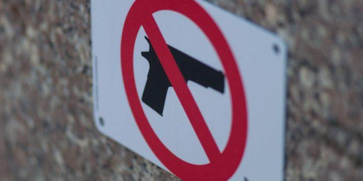Ccw anti gun businesses dealing opposition
