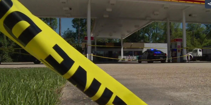 Fatal gas station shooting leaves robber dead