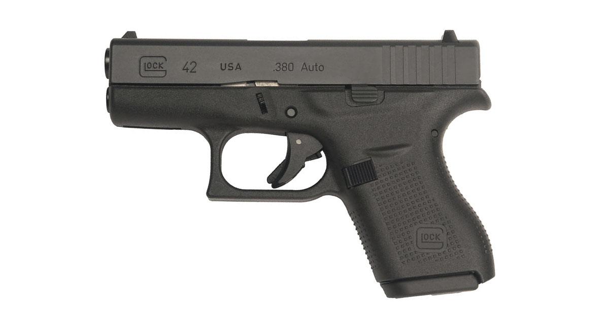 glock 42 380ACP