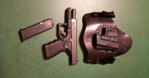 #DIGTHERIG – Smith and his Glock 23