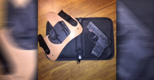 #DIGTHERIG – Trey and his S&W M&P Bodyguard 380