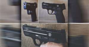 #DIGTHERIG – Robert and his S&W M&P 9mm Shield