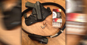 #DIGTHERIG – Nathan and his Glock 19 in a StealthGearUSA Holster