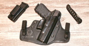 #DIGTHERIG – Greg and his Glock 19