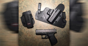 #DIGTHERIG – Dawn and her Glock 43