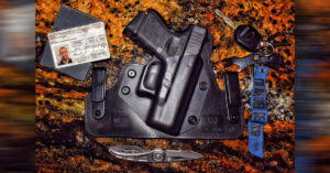 #DIGTHERIG – Devin and his Glock 26