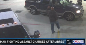 Concealed Carrier Accused Of Pointing Gun At Officer: Watch The Video