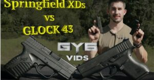 HEAD-TO-HEAD: Springfield XDs -vs- GLOCK 43