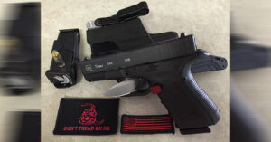 #DIGTHERIG – Michael and his Glock 19
