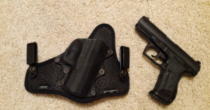 #DIGTHERIG – Kevin and his Walther P99 in a StealthgearUSA Holster