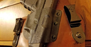 5 Things To Look For When Choosing A Concealed Carry Holster