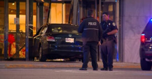 Off-duty Officer Stops Mass Stabbing In Massachusetts