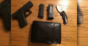 #DIGTHERIG – Miguel and his Glock 42 in a Sneaky Pete Holster