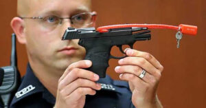 George Zimmerman Tries To Auction Off Gun Used To Shoot Trayvon Martin On GunBroker.com