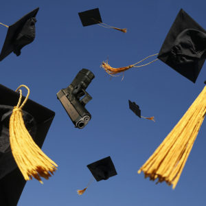 Graduation Glock