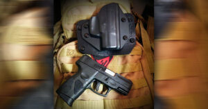 #DIGTHERIG – Christopher and his Taurus PT111 in an Alien Gear Holster