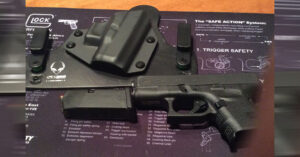 #DIGTHERIG – Jim and his Glock 27 in an Alien Gear Holster