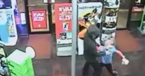 [VIDEO] 7-Year-Old Boy Takes On Armed Robber, Throwing Punches Left And Right