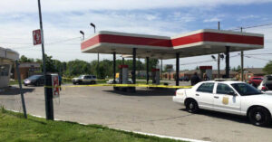 Gas Station Robbery Stopped By Armed Citizen