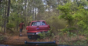 Armed Citizen Ends Manhunt After The Man Running From Police Winds Up On The Wrong Property