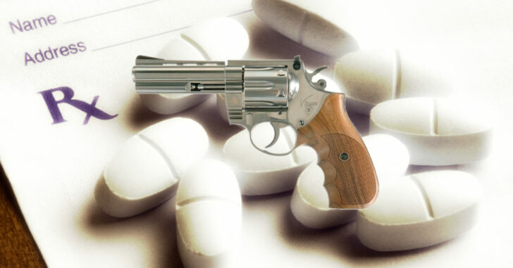 Legally Prescribed Painkillers And Guns — Do They Mix?