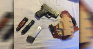 #DIGTHERIG – Rob and his Springfield XD Mod.2 in a 44 Holster