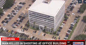[CCW IN ACTION] Man With Mental Health Issues Shot In Office After Becoming Violent
