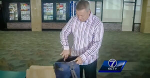 Pastor Gets Busted Twice For Armed Pistol In Carry-On Luggage, Saying It's God's Plan For Gun Safety