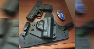 #DIGTHERIG – Andrew and his Walther PPS 9mm in an Alien Gear Holster
