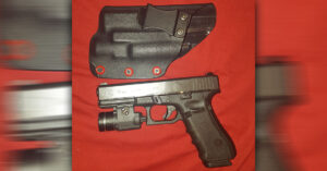 #DIGTHERIG – Nathan and his Glock 17 in a MEK IWB Kydex Holster