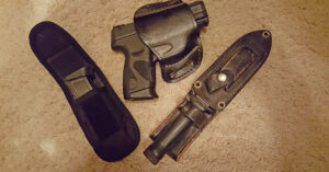 #DIGTHERIG – Greg and his Taurus PT111 Millennium in a Bulldog Holster