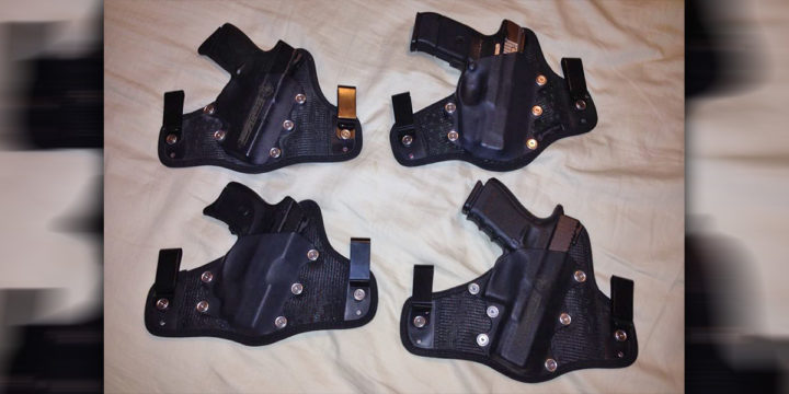 DIGTHERIG – This Guy, His Wife, And Their Glock 19, S&W M&P