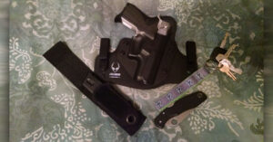 #DIGTHERIG – Mike and his Smith and Wesson 6906 in an Alien Gear Holster